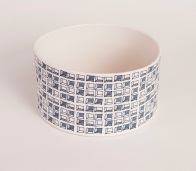 large bowl with Keyboard design Cool Ice Porcelain